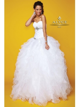 Discount Alyce Quinceanera Dress Style 9110