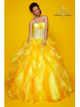 Discount Alyce Quinceanera Dress Style 9112