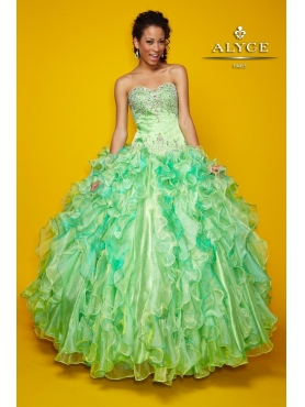 Discount Alyce Quinceanera Dress Style 9115