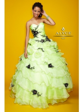 Discount Alyce Quinceanera Dress Style 9116
