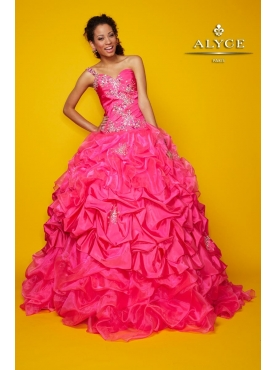 Discount Alyce Quinceanera Dress Style 9121