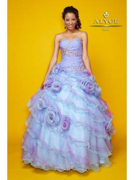 Discount Alyce Quinceanera Dress Style 9125
