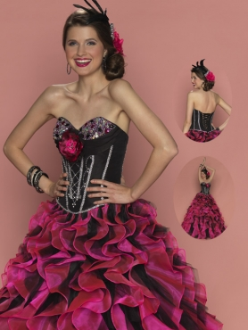 Discount Forever yours Quinceanera Dress Style 5853
