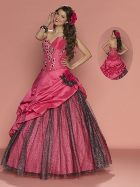 Discount Forever yours Quinceanera Dress Style 5854