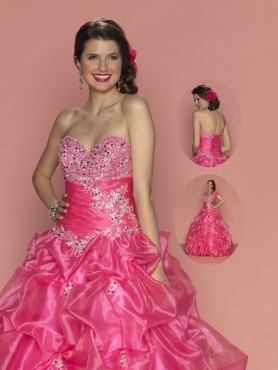 Discount Forever yours Quinceanera Dress Style 5855