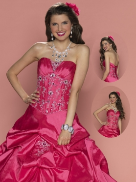 Discount Forever yours Quinceanera Dress Style 5856