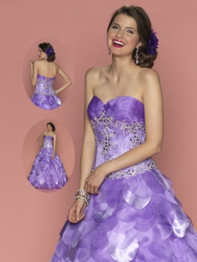 Discount Forever yours Quinceanera Dress Style 5859