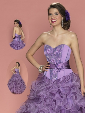 Discount Forever yours Quinceanera Dress Style 5860
