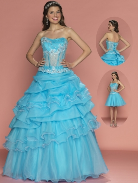 Discount Forever yours Quinceanera Dress Style 5863