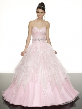 Discount Moonlight Quinceanera Dresses Style Q552