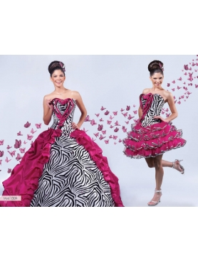 Discount Nina Resens Quinceanera Dress Style 1309