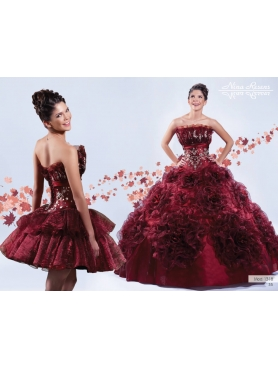 Discount Nina Resens Quinceanera Dress Style 1318