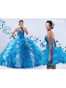 Discount Nina Resens Quinceanera Dress Style 1328