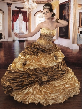 Discount Marys Quinceanera Dresses Style S13-4Q83