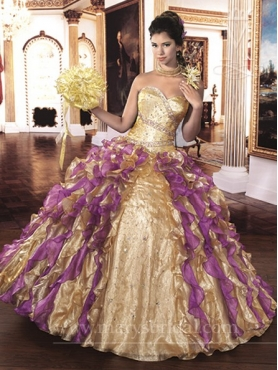 Discount Marys Quinceanera Dresses Style S13-4Q832