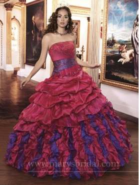 Discount Marys Quinceanera Dresses Style S13-4Q833