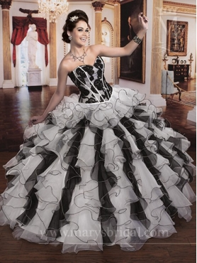 Discount Marys Quinceanera Dresses Style S13-4Q837