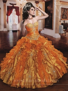Discount Marys Quinceanera Dresses Style S13-4Q850