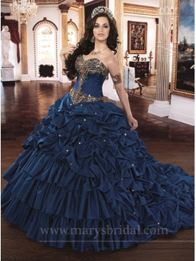 Discount Marys Quinceanera Dresses Style S13-4Q851