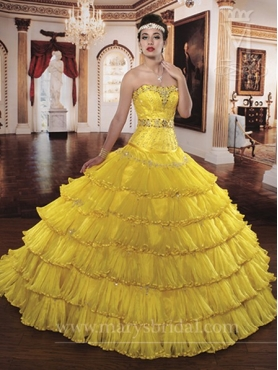 Discount Marys Quinceanera Dresses Style S13-4Q853