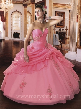 Discount Marys Quinceanera Dresses Style S13-4Q854
