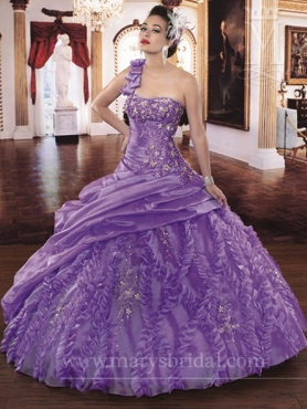 Discount Marys Quinceanera Dresses Style S13-4Q856