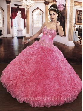 Discount Marys Quinceanera Dresses Style S13-4Q858