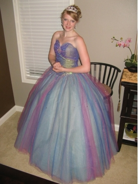 Discount Ball Gown Sweetheart Beading Quinceanera Dresses