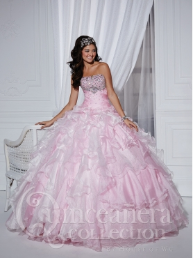 Discount 2013 House of Wu Quinceanera Dresses Style 26735