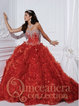 Discount 2013 House of Wu Quinceanera Dresses Style 26737