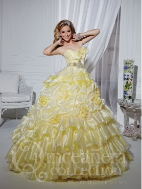 Discount 2013 House of Wu Quinceanera Dresses Style 26742