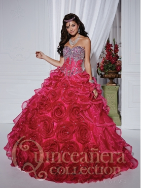 Discount 2013 House of Wu Quinceanera Dresses Style 26743