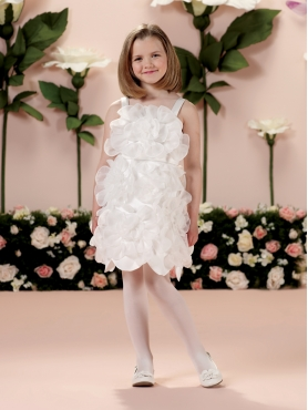 Discount 2014 Joan Calabrese Flower Girl Dresses Style PERJ007