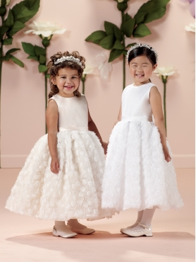 Discount 2014 Joan Calabrese Flower Girl Dresses Style PERJ009
