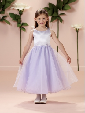 Discount 2014 Joan Calabrese Flower Girl Dresses Style PERJ010