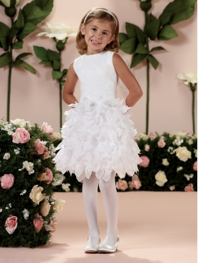 Discount 2014 Joan Calabrese Flower Girl Dresses Style PERJ012
