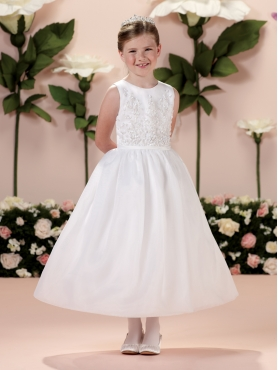 Discount 2014 Joan Calabrese Flower Girl Dresses Style PERJ013