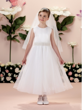 Discount 2014 Joan Calabrese Flower Girl Dresses Style PERJ014