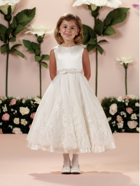 Discount 2014 Joan Calabrese Flower Girl Dresses Style PERJ015