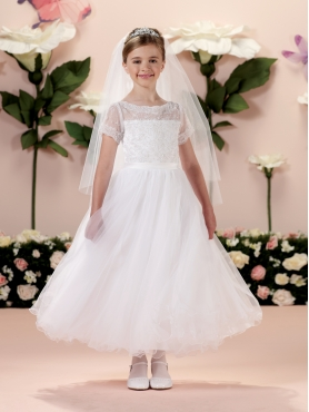 Discount 2014 Joan Calabrese Flower Girl Dresses Style PERJ018