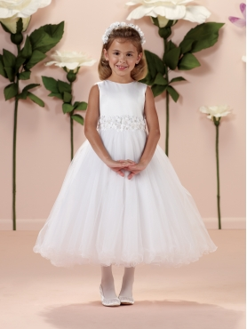 Discount 2014 Joan Calabrese Flower Girl Dresses Style PERJ023
