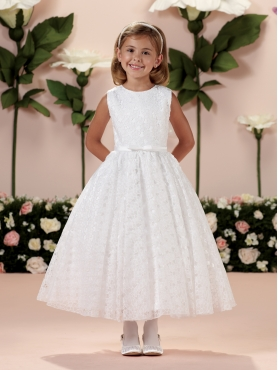 Discount 2014 Joan Calabrese Flower Girl Dresses Style PERJ025