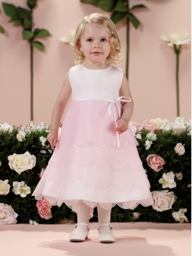 Discount 2014 Joan Calabrese Flower Girl Dresses Style PERJ028
