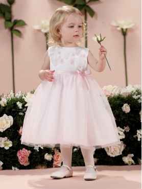 Discount 2014 Joan Calabrese Flower Girl Dresses Style PERJ029