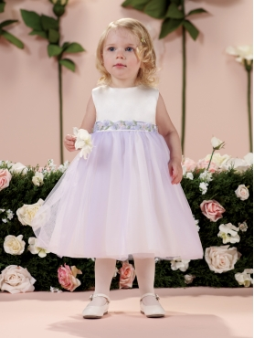 Discount 2014 Joan Calabrese Flower Girl Dresses Style PERJ030