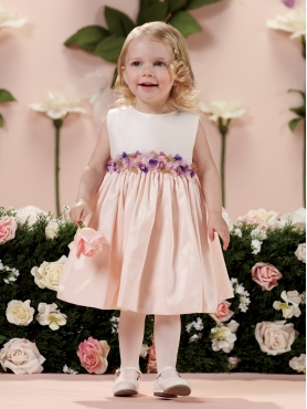 Discount 2014 Joan Calabrese Flower Girl Dresses Style PERJ031