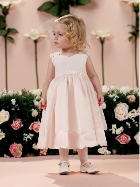 Discount 2014 Joan Calabrese Flower Girl Dresses Style PERJ032