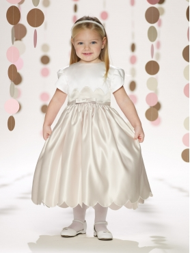 Discount 2014 Joan Calabrese Flower Girl Dresses Style PERJ035
