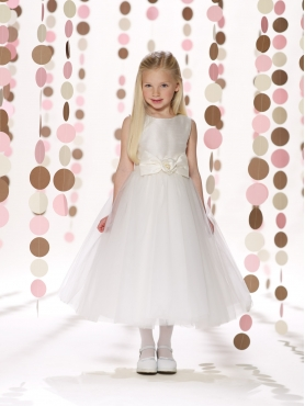 Discount 2014 Joan Calabrese Flower Girl Dresses Style PERJ036