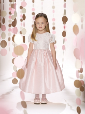 Discount 2014 Joan Calabrese Flower Girl Dresses Style PERJ037